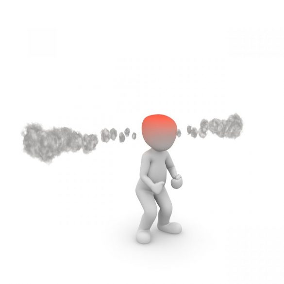 アンガーマネジメントとは?怒りを鎮めるための3つの方法『物に当たると逆効果!』
