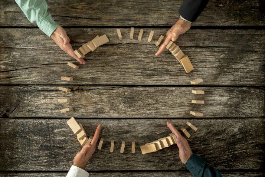 リスクマネジメントとは?企業が取るべき対策の目的や考え方を徹底解説!